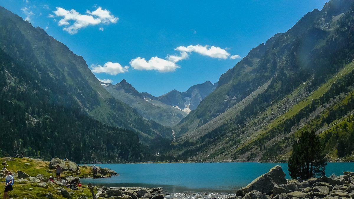 Les Gaves de Cauterets II Lac de Gaube