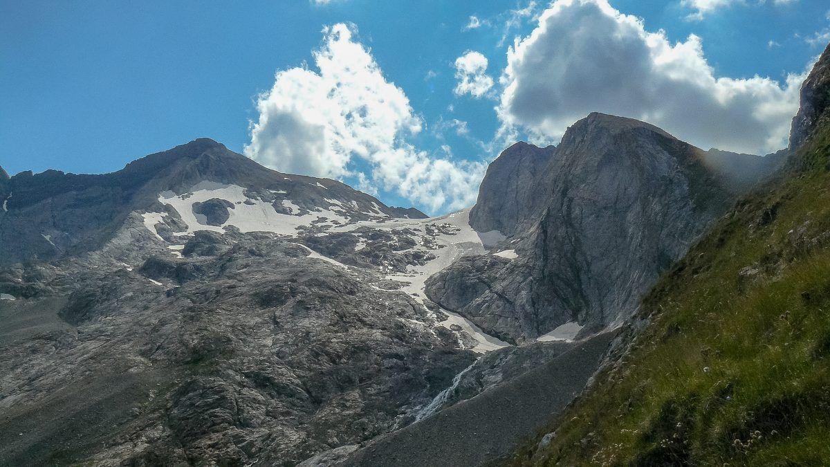 Les Gaves de Cauterets II Glaciar Vignemale