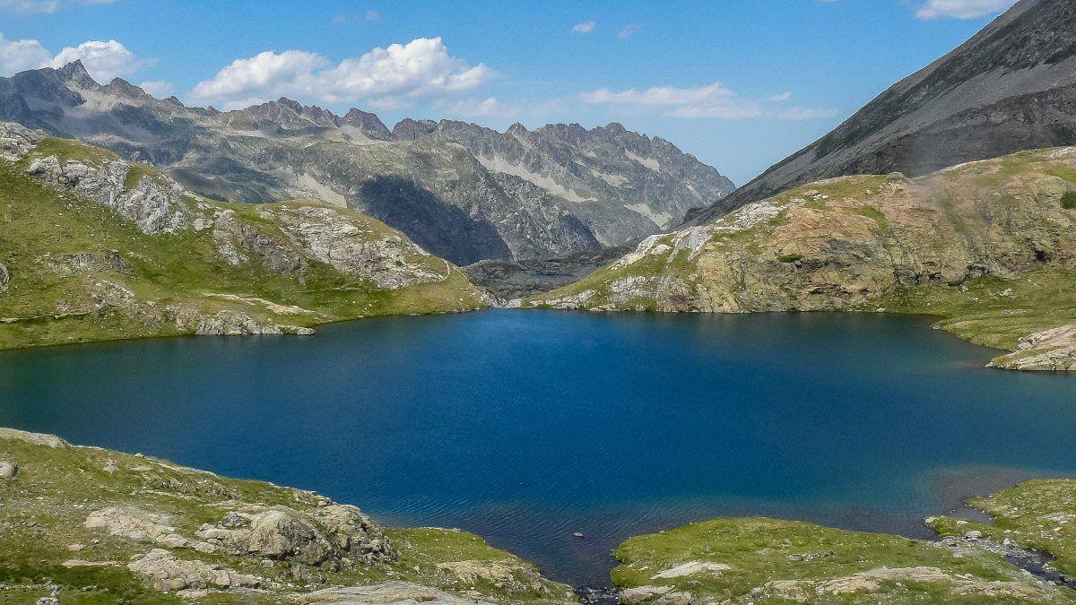 Les Gaves de Cauterets II Lac de Couy