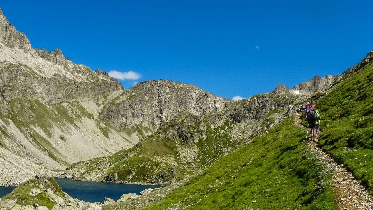 Vuelta al Neouvielle Lac de Bugarret